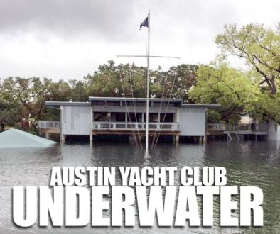 Austin Yacht Club Flood