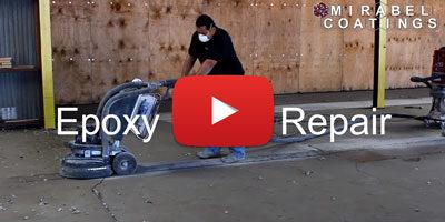 Epoxy Crack Repair
