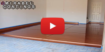 Metallic Garage Floor Coating
