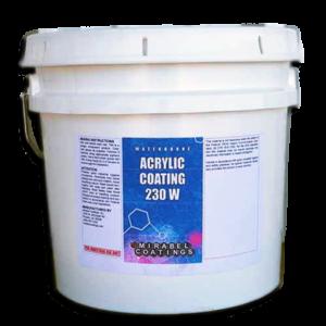 acrylic 230 w