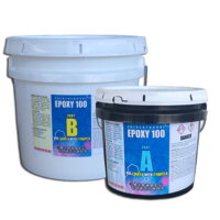 Great for DIY projects. Offers protection against contaminants and provides a beautiful glossy finish.