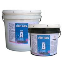 Water borne epoxy. Penetrating primer.