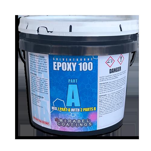 epoxy 100 a